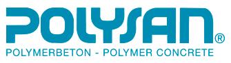 Presse; Polysan logo - stort