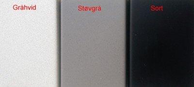 Farveeksempel - Polysan Polymerbeton