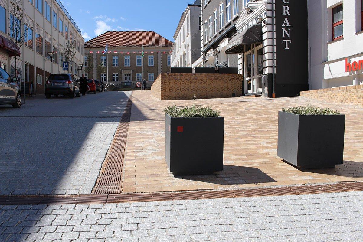 Åbenraa Midtby - Sapodrain System A20