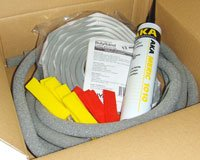monteringskit til skorstens -og murafdækninger