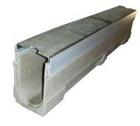 kabelrende med dæksel - Lukkede dæksler – Galvaniseret stål
