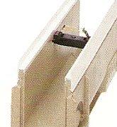plastkant - Rendekanter på A10 render