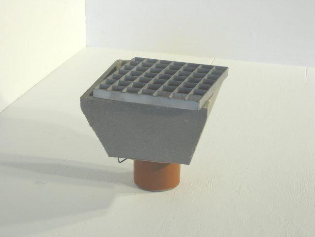 Afløbsskål P3 til landbrug og industri - Polysan polymerbeton