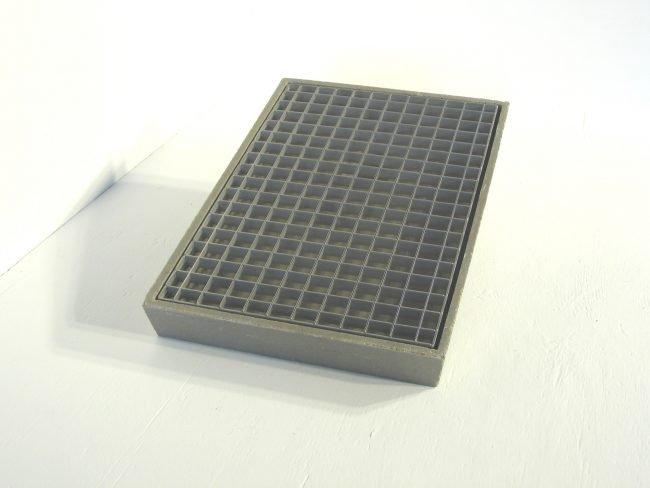 Afløbsskål P6 til landbrug og industri - Polysan polymerbeton