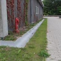 Grønnevangskolen og Polysan